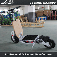 2015 DECE most power 60V2000W high quality 6-8 charge time CE approval 2wheels electric scooter