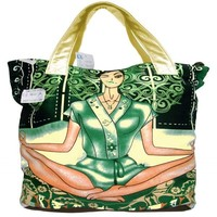 fashion washable sublimation signature cotton tote bag for ladies custom made