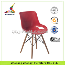 Long lasting best band in china new design colourful plastic chairs