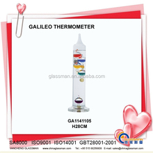 glass galileo thermometer GA1141105