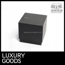 Designer Black Art Paper Box with Logo