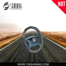 POPULAR MODEL BEIGE COLOR STEERING WHEEL COVER