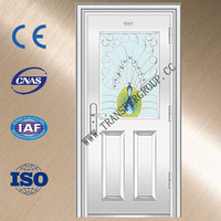latest product of china security stainless steel front door