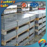 Tianjin Manufacturer Steel Plate Galvanized Steel Sheet Metal Standard Sheet Size
