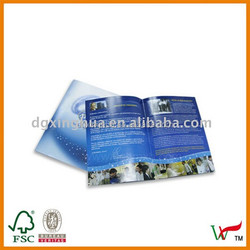 Promotion Glossy Paper Flyer