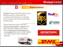 express shipping service from china to Mexico