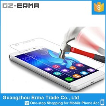 Newest! Factory Price Mobile Phone 0.33mm Touch Tempered Glass Screen Protective Film For Huawei Honor 6