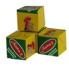 Bouillion cubos de frango essência do fabricante