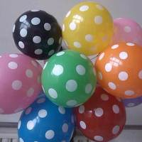 cheap popuar hot sale different types of latex balloons