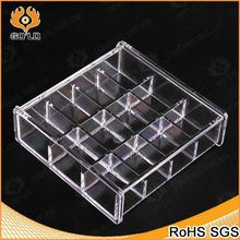 makeup drawer dividers/clear makeup drawers/plastic drawer