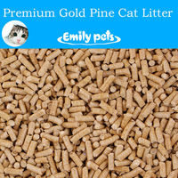 Wholesale superior super absorbent cat litter pine