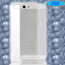 Transparent Ultrathin TPU Cell Phone Case for Iphone 5 / 5s / 6 / 6 Plus
