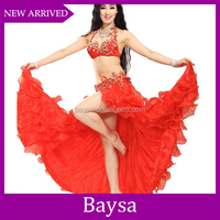 China Sexy Costumes Manufacturer 2015 New Belly Dance Costume BD-115