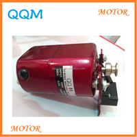 110v 220v small electric sewing machine motor with foot pedal