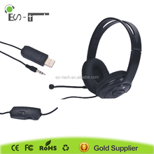 Alibaba game high class computer headphones
