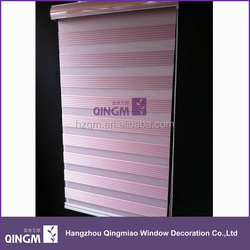Modern Design Window Curtains Finished Blind For 7-Folded Blind