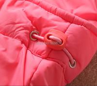 рыбки пуховик костюм набор малыш качества пальто + брюки устанавливает мальчиков девочек детей зимняя одежда для детей