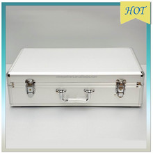 Professional Aluminum Rolling Tool Box Makeup Artist Salon Train Case