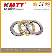 supply brass cage flat surface thrust roller bearing 81128M