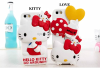 hot sale mesh kot hello kitty silicone case for Samsung galaxy note 5