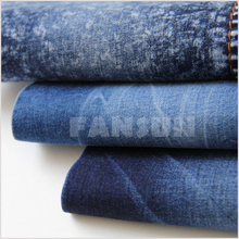 Popular vintage material jeans denim fabric to Pakistan