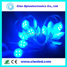 colorful flexible good price 45mm ws2801 led pixel module house or outdoor decoration