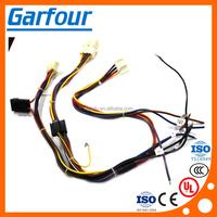 UL TS16949 Certificate custom wire harness / wiring harness for honda