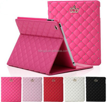 Discount Beautiful Cover For Ipad mini 1/2/3 PU Case Cover for Ipad With Stand Fashional High Quality