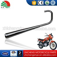 Motorcycle Performance Universal Mufflers Systems exhaust Header ZJ-125CC