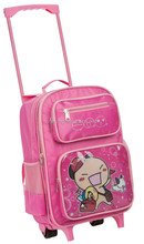 Children School Bag Kids Trolley Bag
