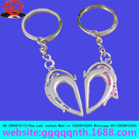 ICTI approved oem factory wholesale price plastic pvc lovely custom mini cartoon action 3d figure keychain