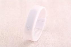 Top rated smart LED bracelet multi color silicon bracelet watch