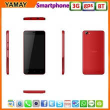 5 inch mtk quad core 3g dual sim mobile phone, IPS Screen Android 4.4 Phone, high quality zoom camera mobile phone