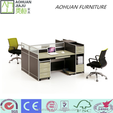 office furniture used computer workstation with drawer