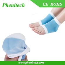 Cracked Heels & Foot Care Gel Heel Spa Socks