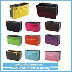 Best selling Outdoor Mens Ladies Travel Toiletry Wash Bag Makeup Case Double Zip