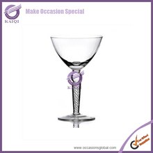 #4521 coupe champagne glasses, disposable wholesale empty wine bottles