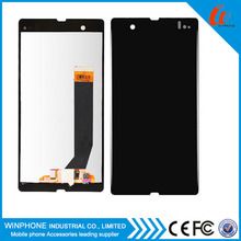 Hot Selling New LCD Display Touch screen for Sony Xperia Z L36h C6603 Full LCD Screen Digitizer With Good Quality