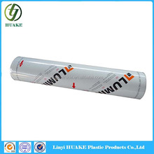 Linyi Huake 70 micron Grade Plastic Film For Pe Plate Solar Panels