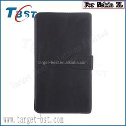 Wholesale price for nokia XL flip leather case