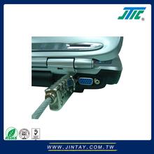 Pc parafuso de fixação do cabo ; Digit bloqueio computador