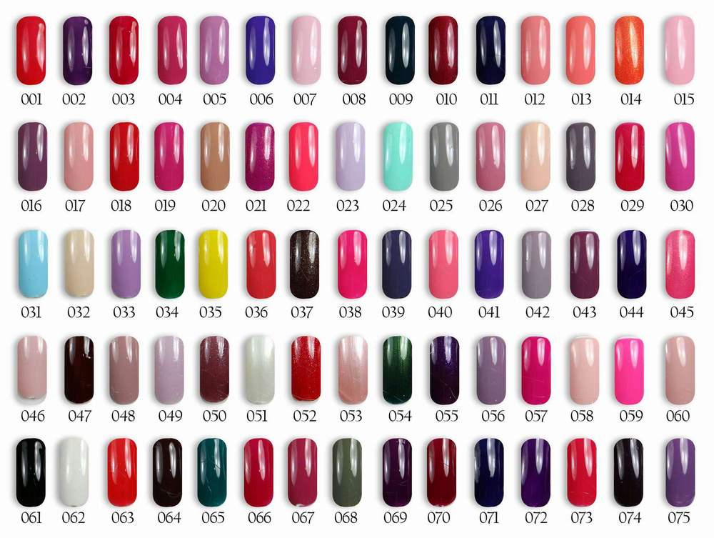 Color 1000 Color Gel Nail Polish Fascinating Color Gel Polish Buy