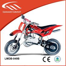 49cc 2 stroke kids mini motorcycle factory sale (LMDB-049B)