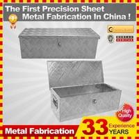 waterproof welding stainless steel truck tool box
