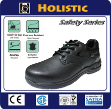 Black Leather Safety Shoes S3,Foot Protective Safety Shoes Boot,Anti-static Safety Shoes S1
