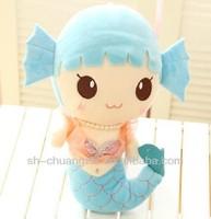 nice mermaid toys & plush toy & ghost plush toys toy aquarium fish tank
