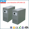 Pure Sine Wave AVR Function Home UPS 650VA 12V 24V With CE