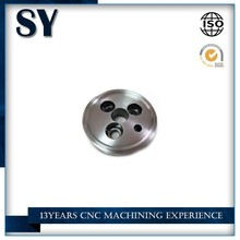 IS 9001 TS 16949 custom CNC machining stainless steel drilling machine part