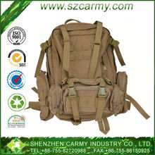 High quality 45L custom 600D nylon military backpack