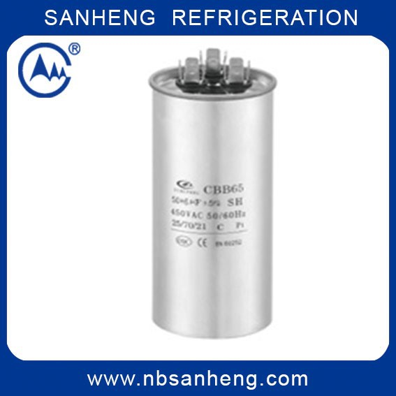 Cbb65 Motor Run Ac Capacitor Buy Ac Capacitor Motor Run